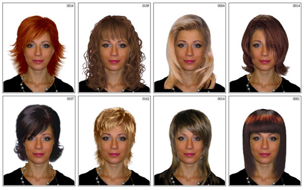 Бесплатно скачать программу для подбора цвета волос