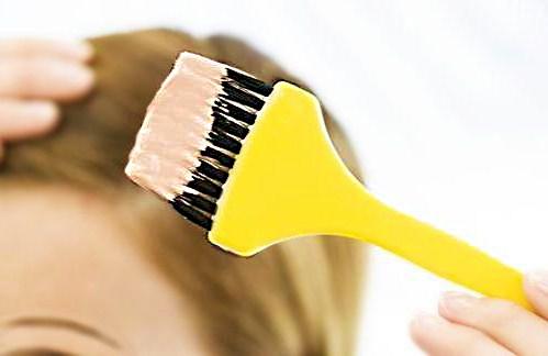 Краска для волос для борьбы со вшами