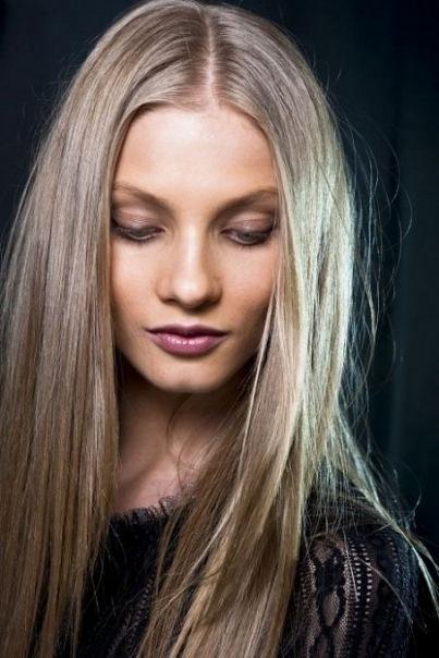Светло-русые волосы