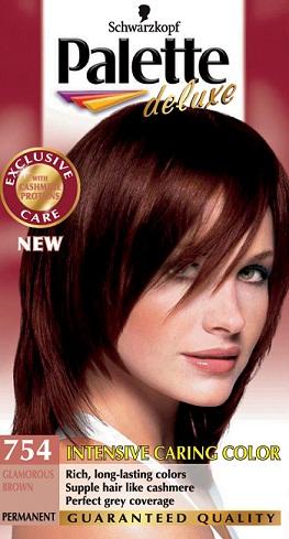Палитра - краска для волос