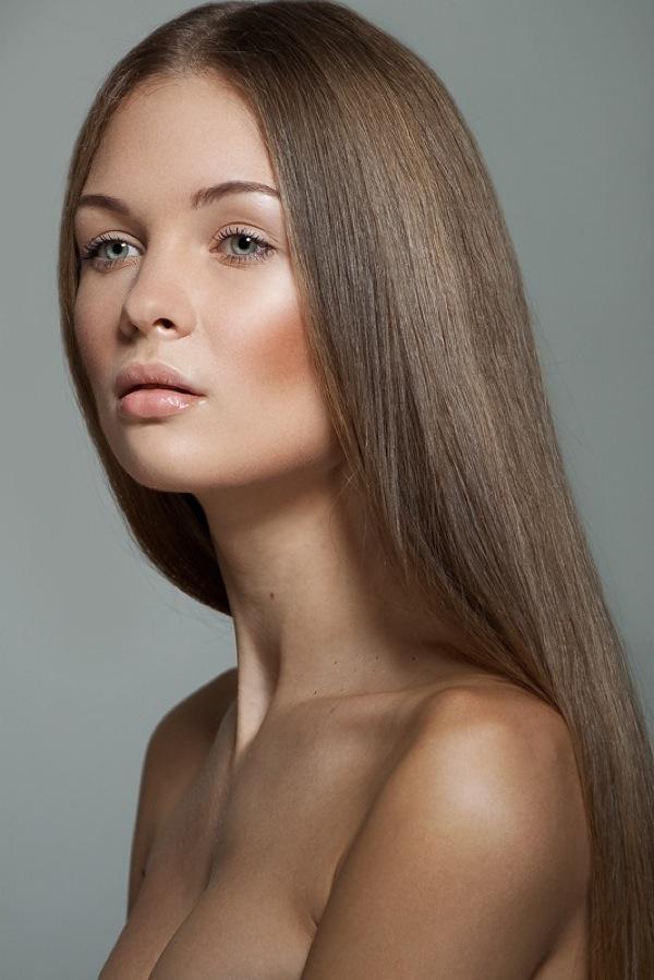 Благородный цвет волос фото