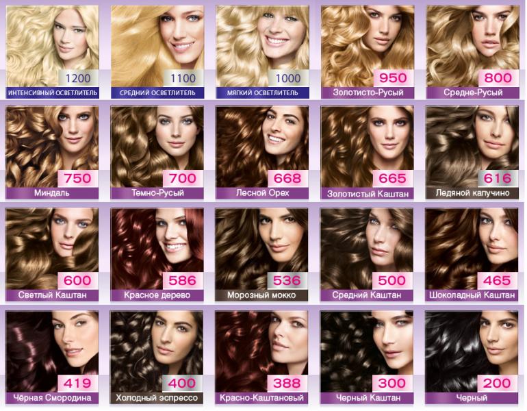 Краска-мусс для волос Schwarzkopf Perfect Mousse