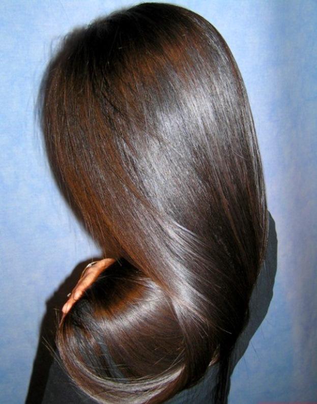 Волосы после димексида