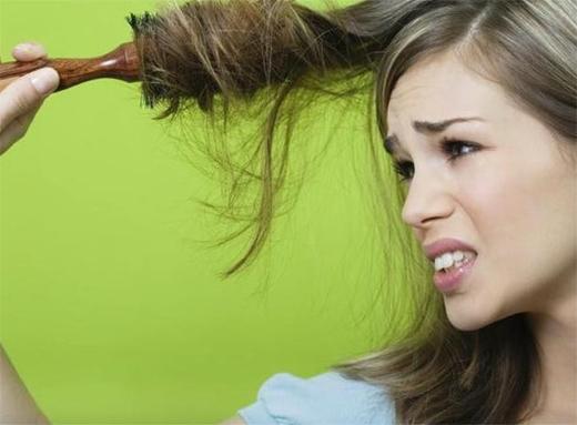 Как избавиться от ломких волос