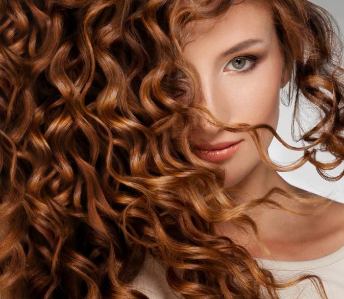 Здоровые красивые волосы