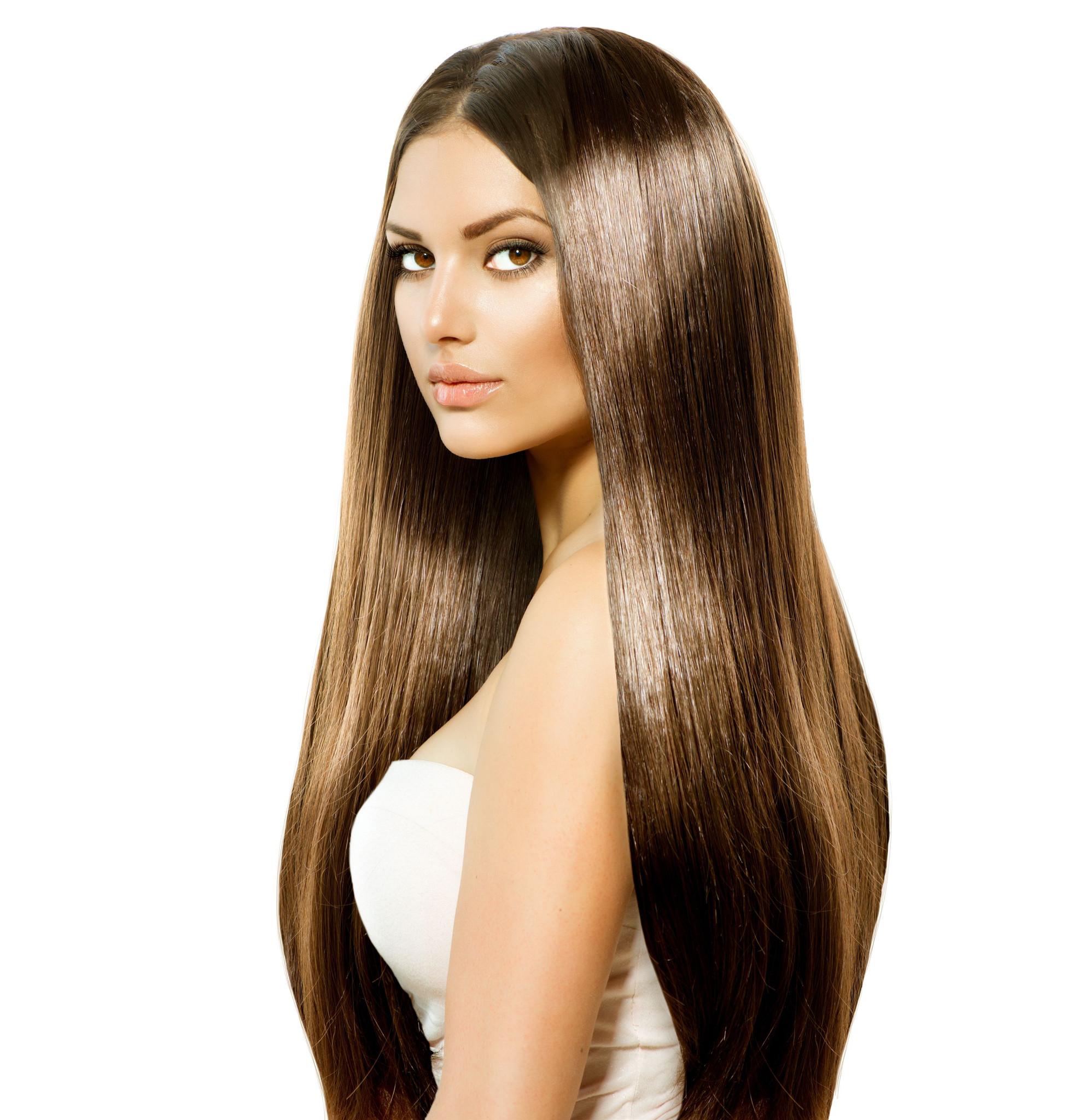 Фото девушек с длинными волосами прически