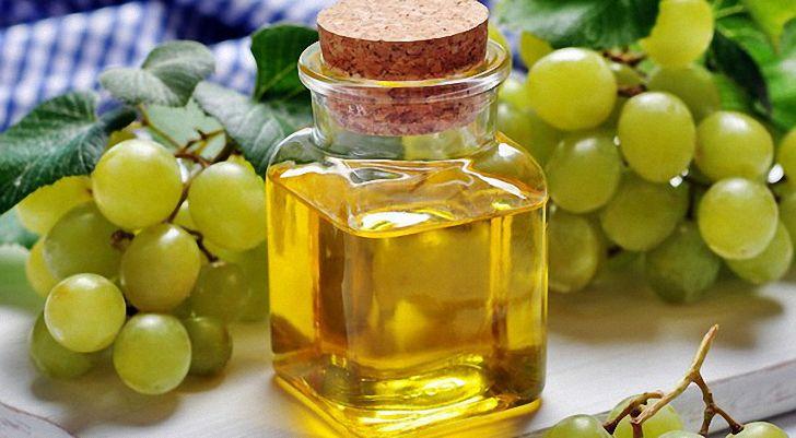 Отжим из зеленого винограда