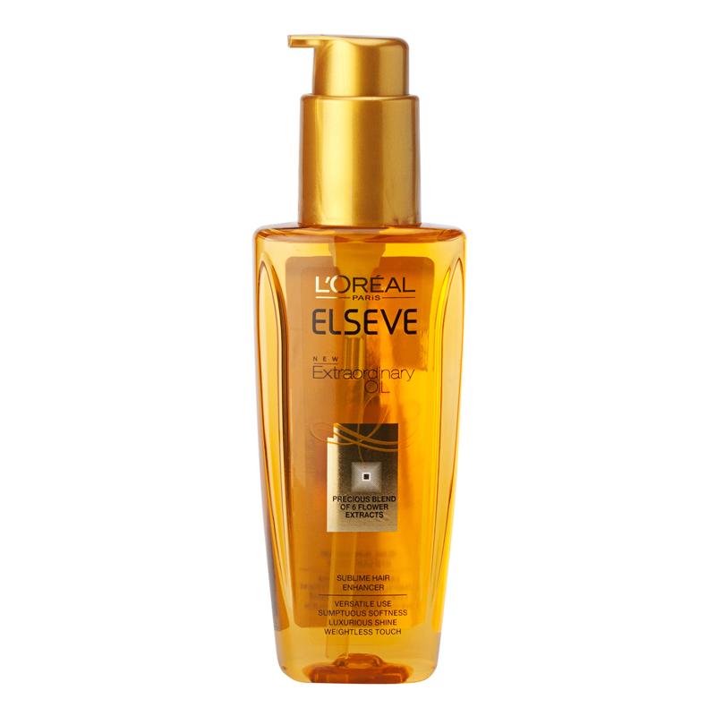 Elseve масло для волос