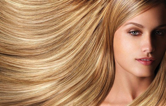 фото цвет волос пшеница