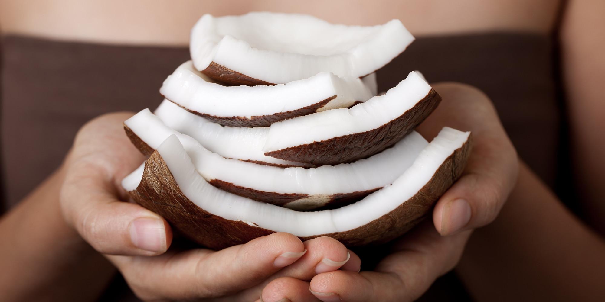 как сделать кокосовое масло в домашних