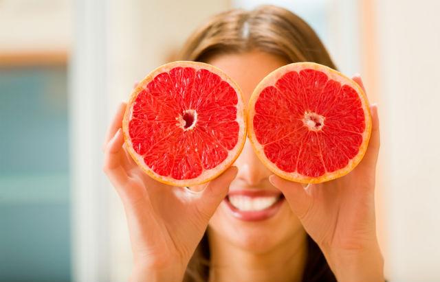 Попробуйте рецепт с грейпфрутом