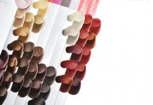 Оттенки краски на волосах: палитра