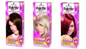 Виды краски для волос