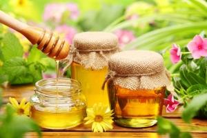Мёд для маски